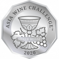 Asia Wine Challenge 2020 Silver Medal High Res